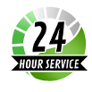 24 hour courier service