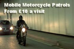 Mobile Motorcycle Patrols