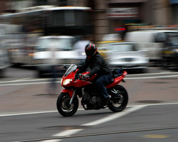 Medical Motorcycle Courier Jobs