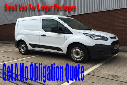 Van Courier Greater Manchester
