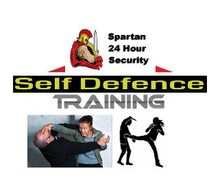 Self Defence Training North West England